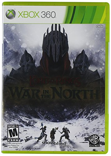 - Lord of the Rings: War in the North - Xbox 360