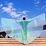 Belly Dance Isis Wings, Flash Cloak Costumes, with
