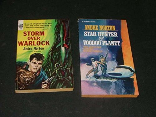 2-sf-pbs-by-andre-norton-storm-over-warlock-star-huntervoodoo-planet