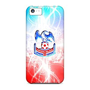 Ideal BeverlyVargo Cases Covers For Iphone 5c(football Club Crystal Palace), Protective Stylish Cases
