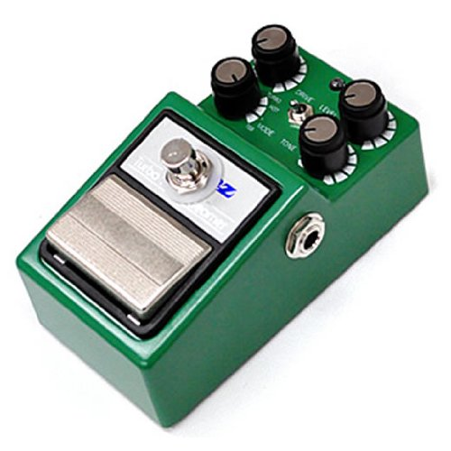 Keeley Modified Ibanez TS9-DX Flexi 4x2 Overdrive Pedal TS9DX NEW