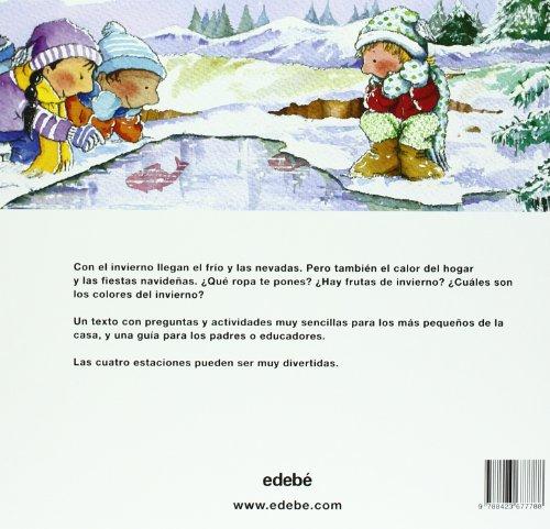El invierno / The Winter (Que sabes de?) (Spanish Edition) by Edebe (Image #1)