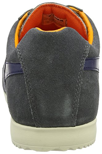 Navy Fashion Harrier Sneaker Orange Men's Graphite Gola 8qngFX0wxC