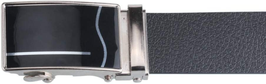 Gift Belt,Black,One Size PLLP Mens Automatic Buckle Belt Gift Belt Business Belt Suit Belt Mens Casual Belt
