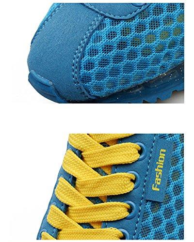 Multisport Scarpe Da Running Scarpe Corsa Scarpe Tennis Outdoor Multisport Ginnastica Scarpe Da Blu Da Scarpe Donna Scarpe Indoor Sneakers AtFwXSvtq