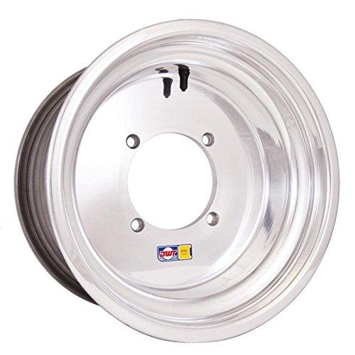 Douglas Wheel Tire ULS14105556P-1K Ultimate Sport Wheel - 14x10 - 5+5 Offset - 4/156 - Polished , Bolt Pattern: 4/156, Rim Offset: 5+5, Wheel Rim Size: 14x10, Color: Polished, Position: Front/Rear