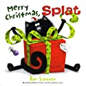 Merry Christmas, Splat Audiobook by Rob Scotton Narrated by John Keating