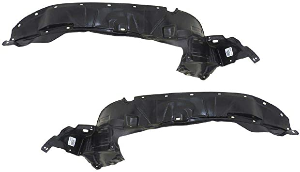 Parts N Go 2002-2006 Nissan Altima Front Fender Liner Driver /& Passenger Side Left//Right Hand 638438J000 NI1250113