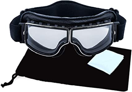 Off Road ATV UTV Motorcycle Helmet Goggle Glasses Eyewears for Dirt Bike Scooter