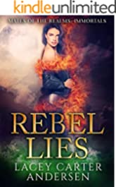 Rebel Lies: An Angel Reverse Harem Romance: Immortals (Mates of the Realms Book 5)