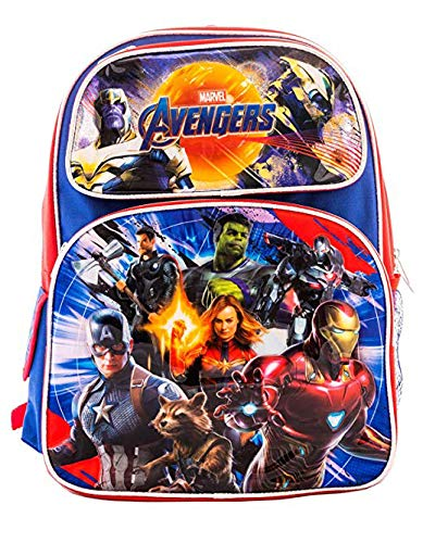9cec249a2c15 Top 10 Avengers Kids Backpacks of 2019 - Best Reviews Guide