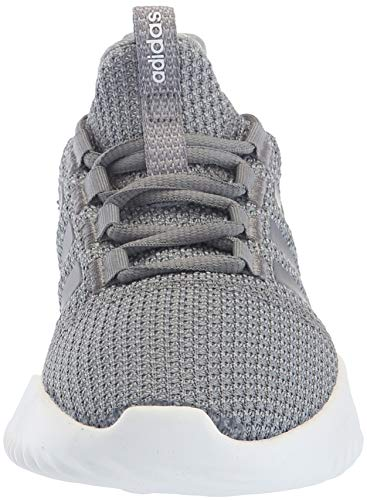 adidas Kids' Cloudfoam Ultimate Running Shoe, Light Granite/Grey/Onix, 3 M US Little Kid by adidas (Image #2)