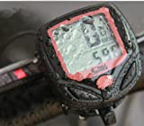 Sunding SD 548 B 14 Function Waterproof Bicycle Computer Odometer Speedometer by RSI