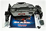 Traxxas Slash 2WD Chassis Pre-Roller Gray Conversion Chassis 5822