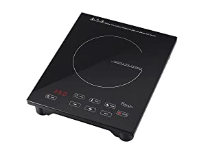 Monoprice Strata Home 1800W Portable Induction Cooktop - (118734)