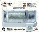 MG1000-450 12 Volt Exterior Motion RV LED Porch Light, RV Security Motion Porch Light, White