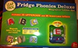Fridge Phonics Deluxe Magnetic Letter Alphabet Set