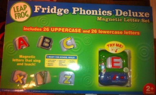 e Magnetic Letter Alphabet Set ()