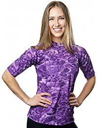 Women's Rash Guard Shirts | Amazon.com