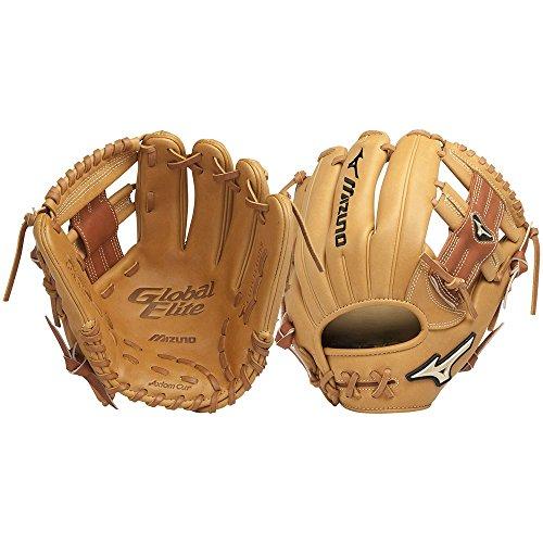 Mizuno GGE61AX Global Elite Baseball Glove, 11.5-Inch, Right Hand Throw by Mizuno