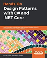 Hands-On Design Patterns with C# and .NET Core Front Cover