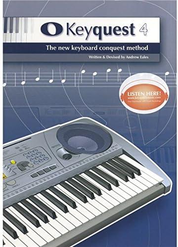 Andrew Eales: Keyquest 4. Partituras para Teclado: Andrew ...