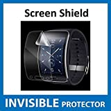 Protecteur d'écran INVISIBLE Samsung Galaxy GEAR S (Protecteur Avant inclus) Protection Grade Militaire Exclusive à ACE CASE