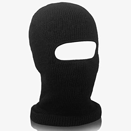 a6dd66d4184 Image Unavailable. Image not available for. Color  Ksruee Balaclava Full  Face Mask Winter Outdoor Fleece Cycling Warmer Mask Cover Sports Ski Bike  Bicycle