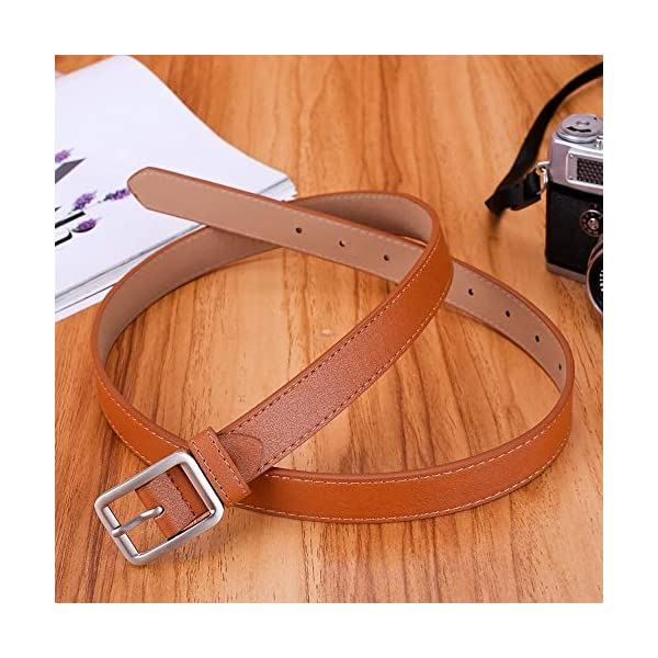 Firally Hot sale Cintura,Cinghie Vita Cinture in Pelle Donna Larga Cintura in Vita Solida Fascia Dimensioni Regolabili… 2 spesavip