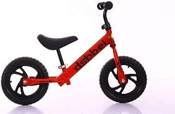 Carretilla Baby Balance Bicicleta,niño Bici Del Balance Del Bebe Primer Regalo De Bicicleta O Cumpleaños Sin Pedal Triciclo Niño Primer Regalo De Bicicleta O Cumpleaños -rojo: Amazon.es: Bebé