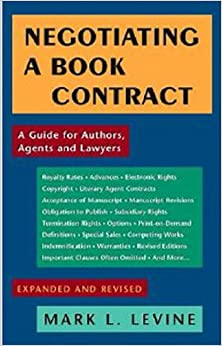 ??EXCLUSIVE?? Negotiating A Book Contract: A Guide For Authors, Agents And Lawyers. Products green fotos Eylul Register these testing