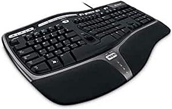 Microsoft Natural Nordic 4000 USB Nordic Keyboard, B2M-00026 (Nordic Keyboard MS Natural Ergonomic Keyboard 4000)
