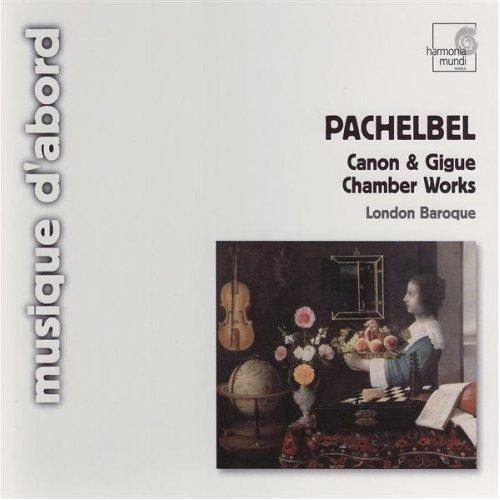 Pachelbel: Musique de chambre (Chamber Music) Canon & Gigue
