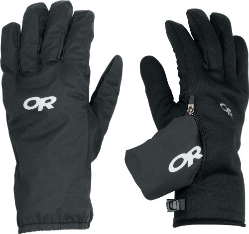 Outdoor Research Women's Versaliner Gloves (Black, Small)