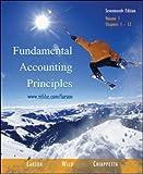 img - for Fundamental Accounting Principles Vol. 1 book / textbook / text book