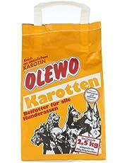 Olewo morötter pellets för hundar