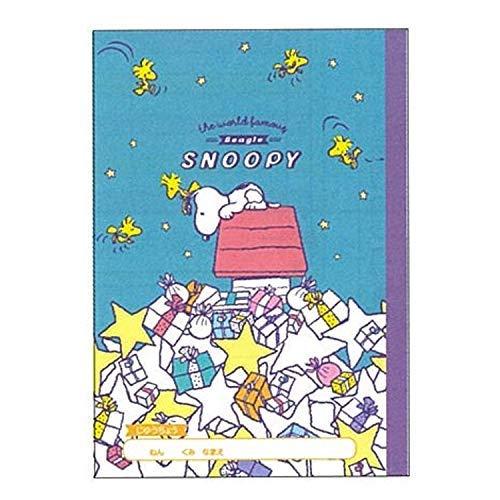 Sun-Star Stationery B5 Free Notebook [Snoopy] (Japan Import) by Sun-Star Stationery (Image #2)
