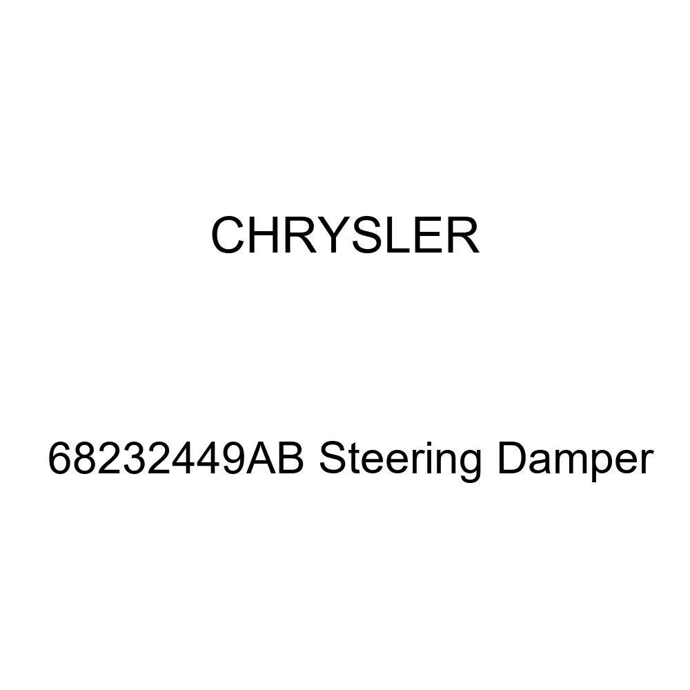 Genuine Chrysler 52060058AF Steering Damper