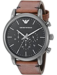 Men's AR1919 Dress Brown Leather Watch