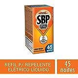 Repelente Elétrico Líquido SBP Com Refil, Pacote Com 1 Unidade