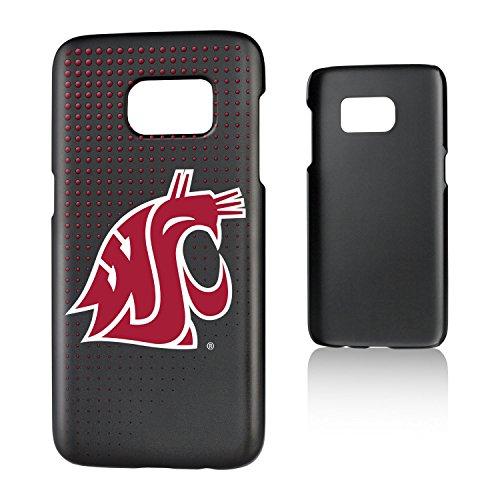 Keyscaper Washington State Cougars Dots Galaxy S7 Slim Case ()