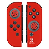 Nintendo Switch Comfort Grip Joy Con Red Gel Guards by PDP Review