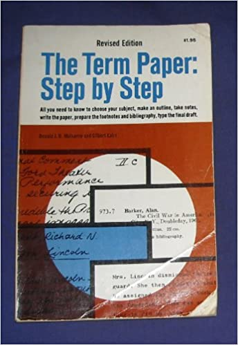 how to prepare term paper