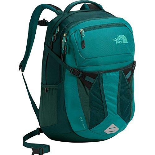 The North Face Women's Recon Backpack - Harbor Blue/Atlantic Deep Blue - One Size (Past Season) [並行輸入品]   B07J696CTL