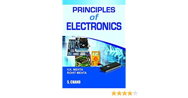 Principles Of Electronics By Vk Mehta Rohit Mehta Pdf