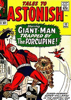 Tales to Astonish (1959 series) - Age Silver Marvel