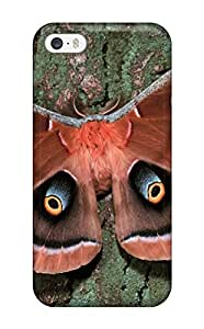 Best Anti-scratch And Shatterproof Polyphemus Moth Phone Case For Iphone 5/5s/ High Quality Tpu Case 8935147K97016884