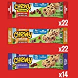 Quaker Chewy Granola Bars, 3 Flavor Variety