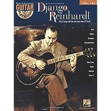 Django Reinhardt: Guitar Play-Along Volume 144