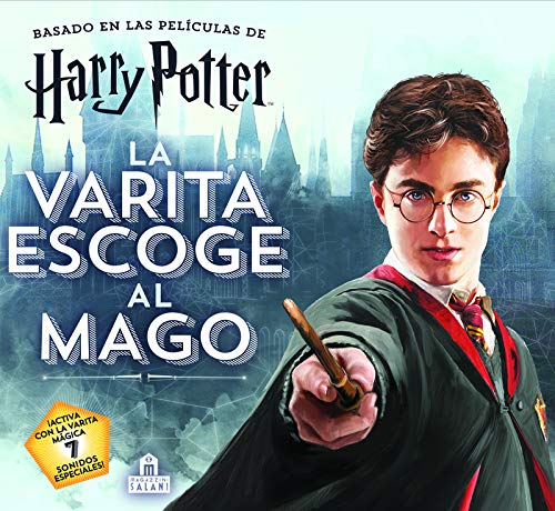 Harry Potter La Varita Escoge Al Mago Amazon Es Harry Potter Harry Potter Libros